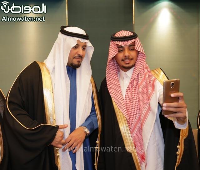 تغطية صحيفة المواطن زواج الأمير مساعد بن نواف (91834056) 