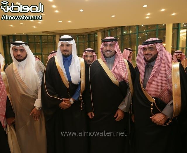 تغطية صحيفة المواطن زواج الأمير مساعد بن نواف (91834059) 