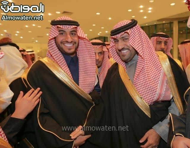 تغطية صحيفة المواطن زواج الأمير مساعد بن نواف (91834062) 