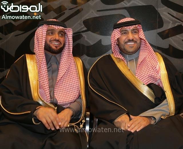 تغطية صحيفة المواطن زواج الأمير مساعد بن نواف (91834063) 