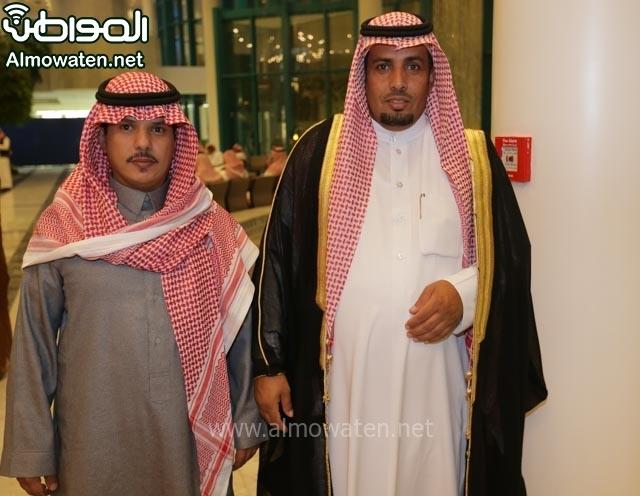 تغطية صحيفة المواطن زواج الأمير مساعد بن نواف (91834065) 