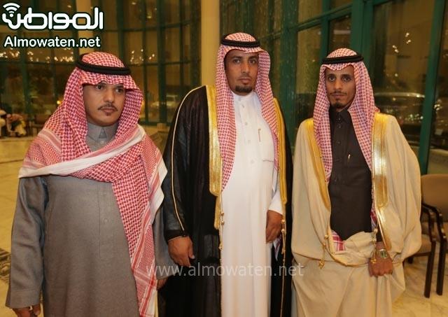 تغطية صحيفة المواطن زواج الأمير مساعد بن نواف (91834066) 