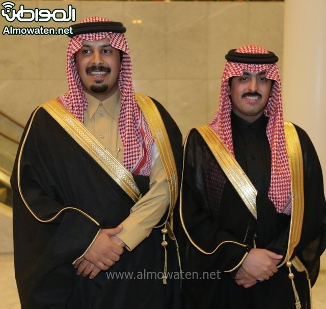 تغطية صحيفة المواطن زواج الأمير مساعد بن نواف (91834067) 