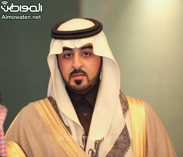 تغطية صحيفة المواطن زواج الأمير مساعد بن نواف (91834068) 