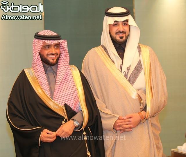 تغطية صحيفة المواطن زواج الأمير مساعد بن نواف (91834070) 