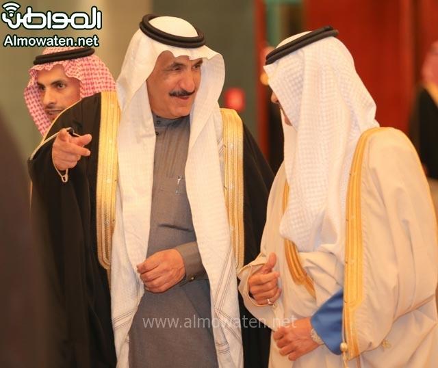 تغطية صحيفة المواطن زواج الأمير مساعد بن نواف (91834071) 