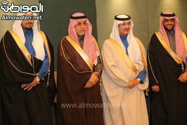 تغطية صحيفة المواطن زواج الأمير مساعد بن نواف (91834074) 