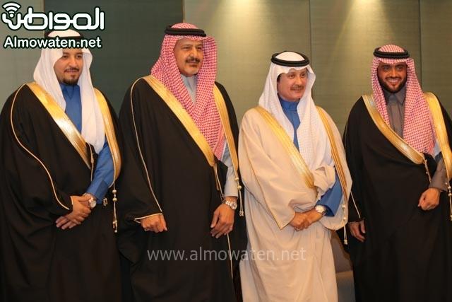 تغطية صحيفة المواطن زواج الأمير مساعد بن نواف (91834075) 
