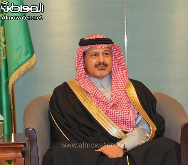 تغطية صحيفة المواطن زواج الأمير مساعد بن نواف (91834076) 