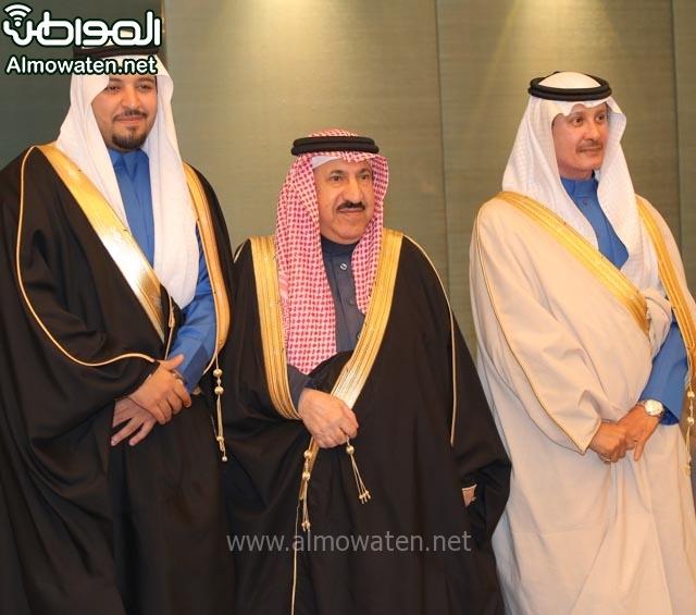 تغطية صحيفة المواطن زواج الأمير مساعد بن نواف (91834077) 