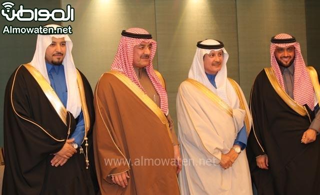 تغطية صحيفة المواطن زواج الأمير مساعد بن نواف (91834079) 