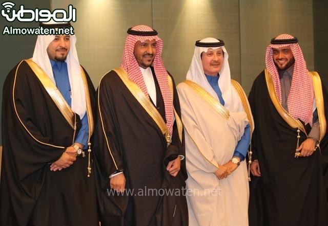 تغطية صحيفة المواطن زواج الأمير مساعد بن نواف (91834080) 