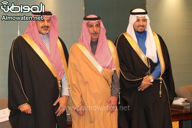 تغطية صحيفة المواطن زواج الأمير مساعد بن نواف (91834081) 