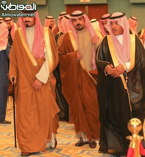 تغطية صحيفة المواطن زواج الأمير مساعد بن نواف (91834082) 