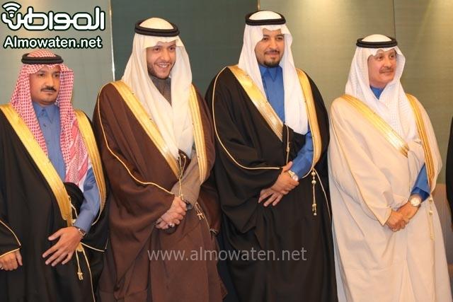 تغطية صحيفة المواطن زواج الأمير مساعد بن نواف (91834083) 