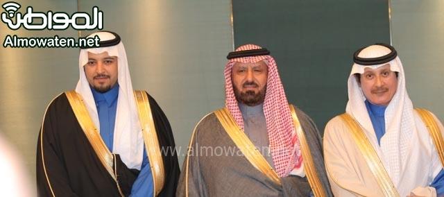 تغطية صحيفة المواطن زواج الأمير مساعد بن نواف (91834084) 