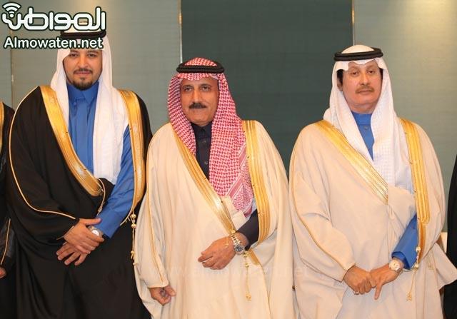 تغطية صحيفة المواطن زواج الأمير مساعد بن نواف (91834085) 