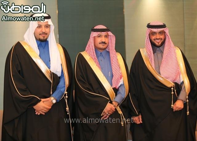 تغطية صحيفة المواطن زواج الأمير مساعد بن نواف (91834090) 