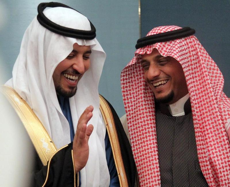 تغطية صحيفة المواطن زواج الأمير مساعد بن نواف (92262765) 
