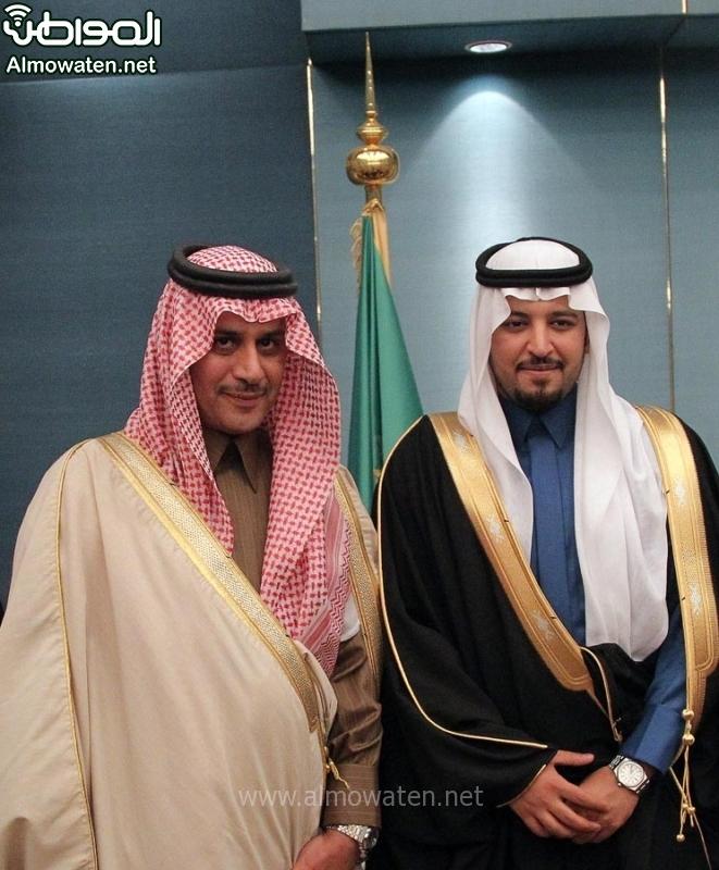 تغطية صحيفة المواطن زواج الأمير مساعد بن نواف (92262767) 
