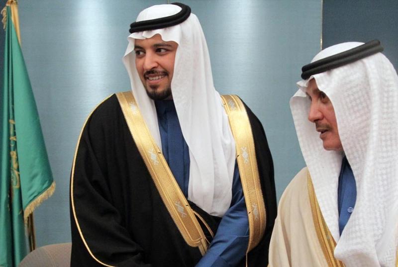 تغطية صحيفة المواطن زواج الأمير مساعد بن نواف (92262769) 