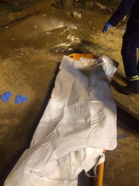 تفاصيل انتشال جثة طفل سوري من بئر بـ #وادي_الدواسر (1)