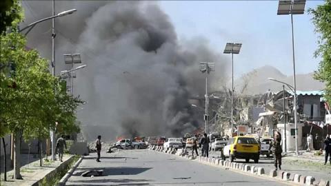 تفجير إرهابي يقتل ويصيب 18 في كابل