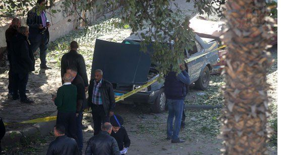 ارتفاع ضحايا تفجير الهرم الإرهابي إلى 6 قتلى