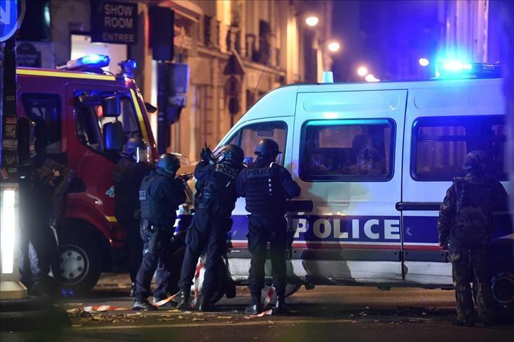 تفجير باريس