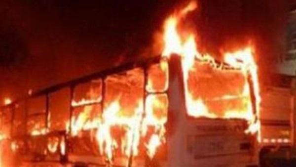 تفجير حافلة الحرس الرئاسي في #تونس