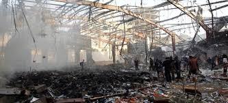 تفجير صنعاء