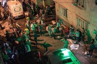 تفجير في صالة أفراح بجنوب تركيا يُوقع 30 قتيلًا و94 جريحًا