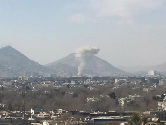 ارتفاع ضحايا انفجار كابول إلى 180 قتيلًا وجريحًا