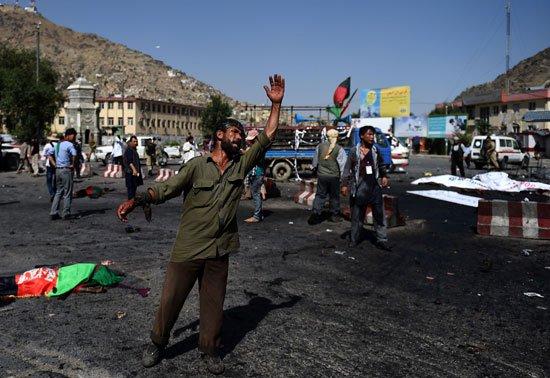 تفجير كابول (2)