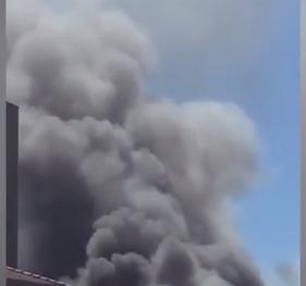 تفجير مستشفى بفرنسا