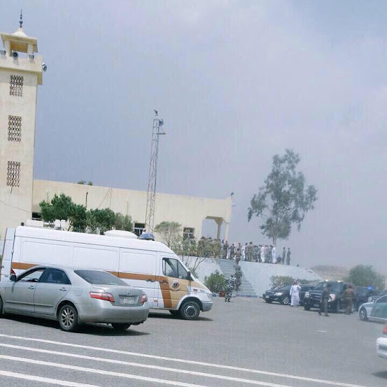 استشهاد عشرة من منسوبي قوات الطوارئ الخاصة بعسير في تفجير للمسجد بمقر القوات - المواطن