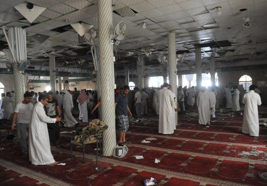 بعد #تفجير_القديح.. السعوديون: وحدتنا حصننا ودماؤنا واحدة - المواطن