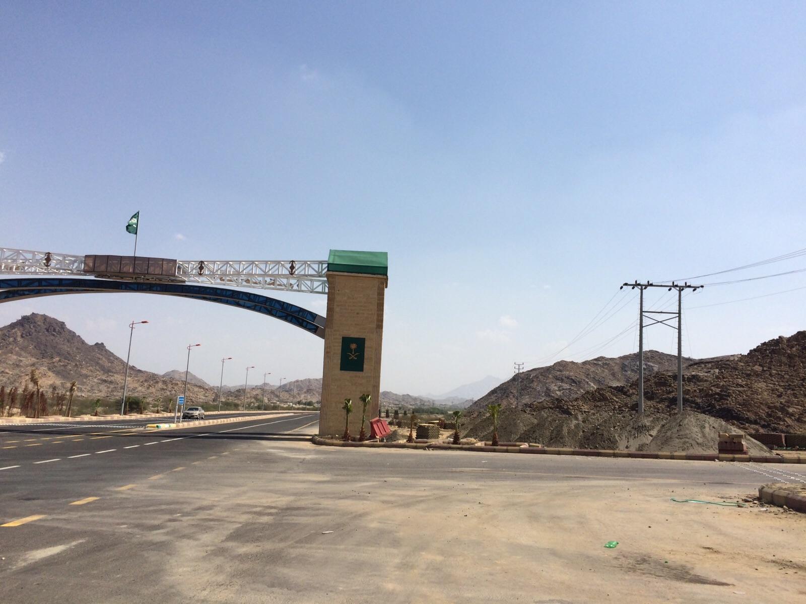 تقاطع قرية كسااب (1)