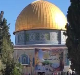 تكبيرات فب المسجد الاقصى