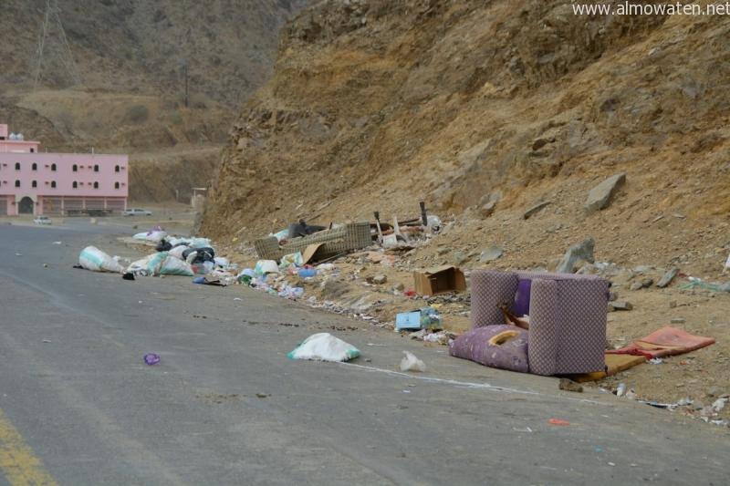 تكدس-النفايات-بمدخل-قرى-ربيعة (1)