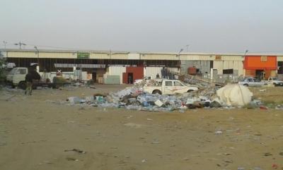 تكدُّس النفايات12