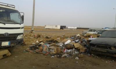 تكدُّس النفايات5