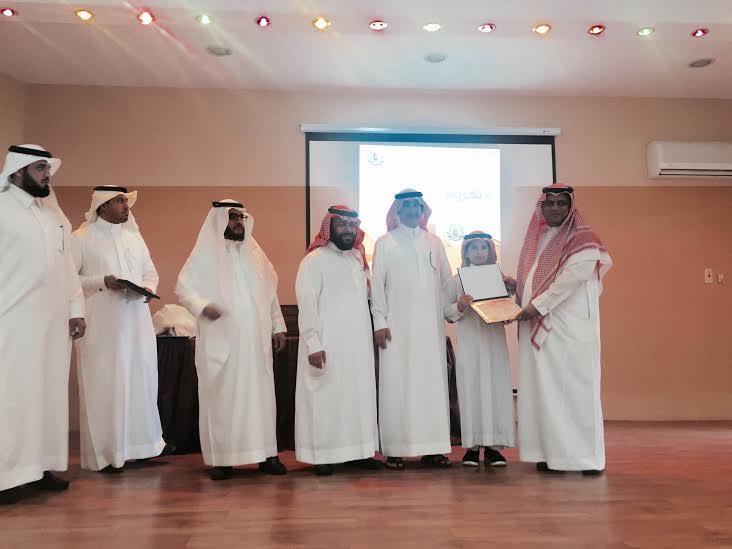 تكريم الفائزين بأولمبياد العلوم والرياضيات3