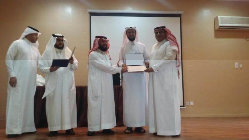 تكريم الفائزين بأولمبياد العلوم والرياضيات5