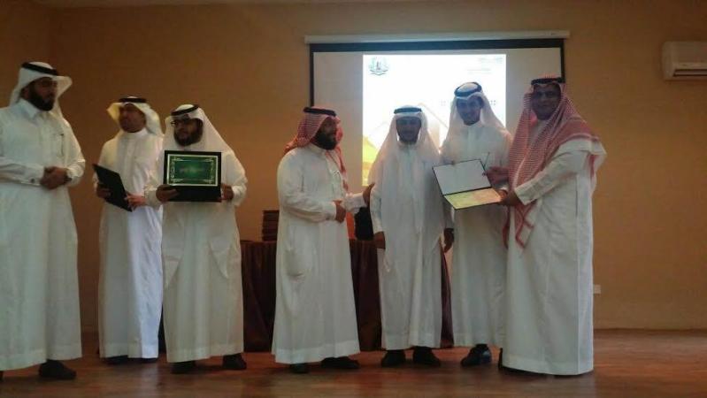 تكريم الفائزين بأولمبياد العلوم والرياضيات6