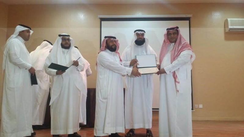 تكريم الفائزين بأولمبياد العلوم والرياضيات7
