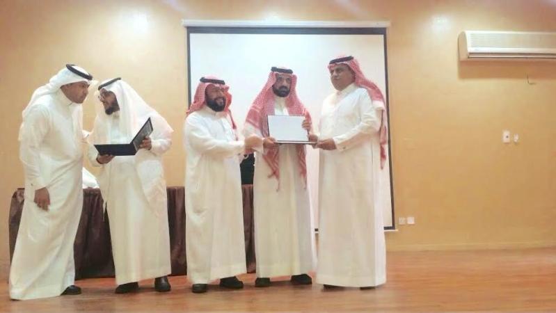 تكريم الفائزين بأولمبياد العلوم والرياضيات8