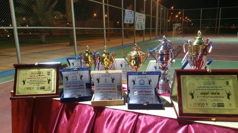 تكريم   المواطن  لرعايتها بطولة التنس الأرضي في الجوف (273536173) 
