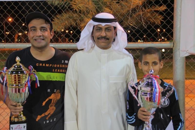 تكريم   المواطن  لرعايتها بطولة التنس الأرضي في الجوف (273536178) 