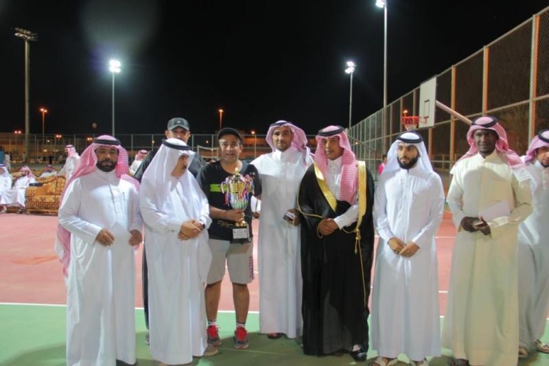 تكريم   المواطن  لرعايتها بطولة التنس الأرضي في الجوف (273536186) 